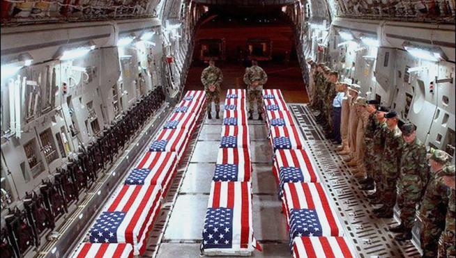 militarycoffins